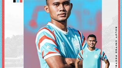 Anggota TNI Daniel Pratama Perkuat Sulut United