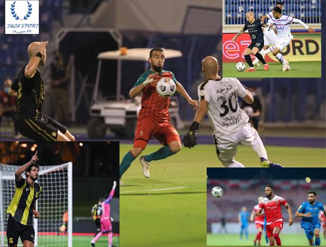 نتائج مباريات الجولة 29 من الدوري السعودي ترتيب الدوري السعودي للمحترفين 2021