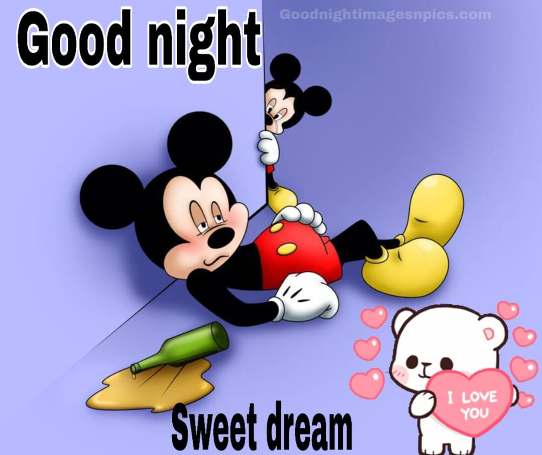 Good Night Lovely Images
