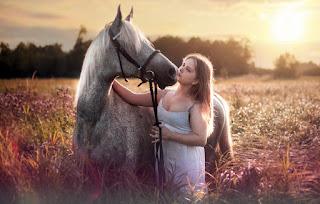 Objektiflerden Hayvan Sevgisi