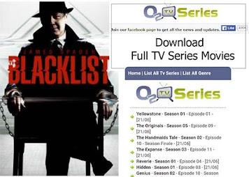O2tvseries Blacklist