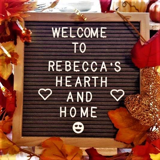 Rebecca's Hearth and Home