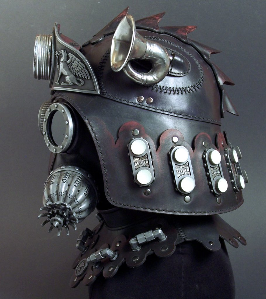 If It S Hip It S Here Archives Steampunk Gas Masks