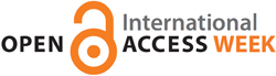 The open lock symbol that represents Open Access