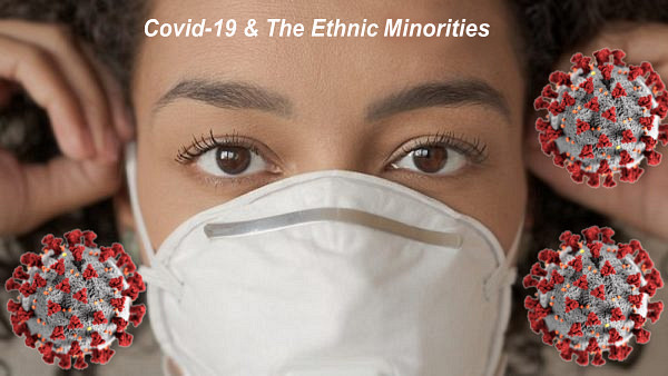 Black and Asian Patients Have Increased Risk of Severe Covid-19