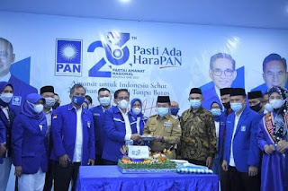 Gubernur Al Haris Harap PAN Perkuat Pembangunan Jambi