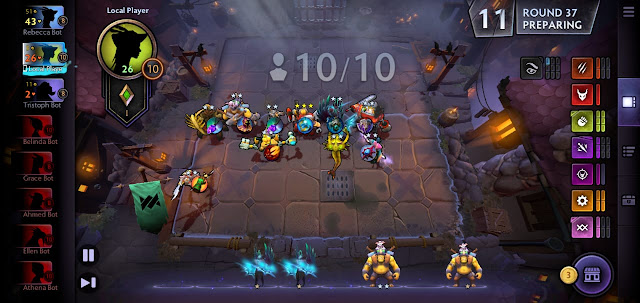 download dota underlords mobile