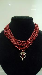 Collana donna handmade