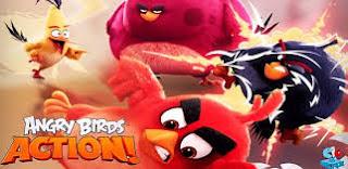 Angry Birds အက္ရွင္ဂိမ္းေကာင္းေလး - Angry Birds Action! v1.8.0 Apk