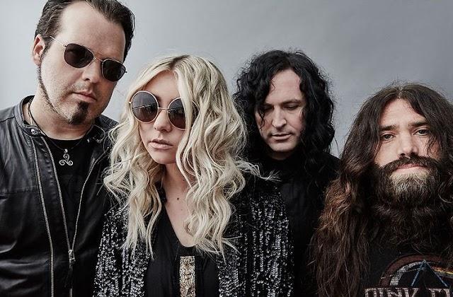 "The Pretty Reckless retorna com novo single ""Death By Rock and Roll"""