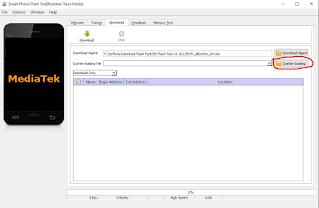 SP Flash Tool   Screenshot