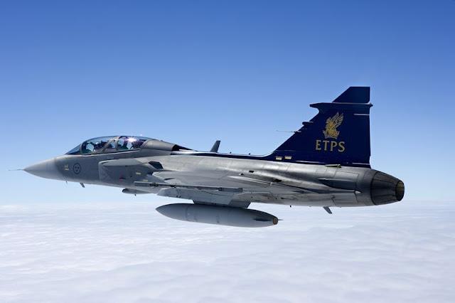 ETPS training PC21 Gripen