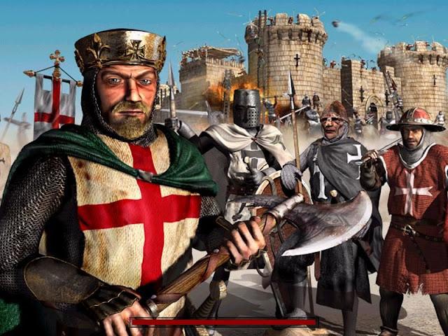 تحميل لعبة صلاح الدين كاملة من ميديا فاير تنزيل لعبة  Stronghold Crusader Extreme كاملة برابط مباشر