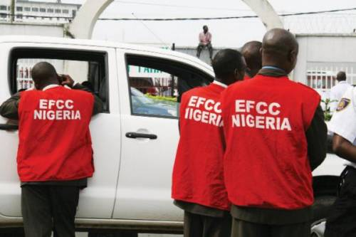 EFCC Denies Arresting Okorocha, Wife
