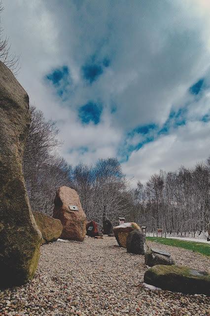 Lapidarium na Dylewskiej Górze