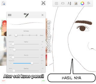 edit foto vector di android
