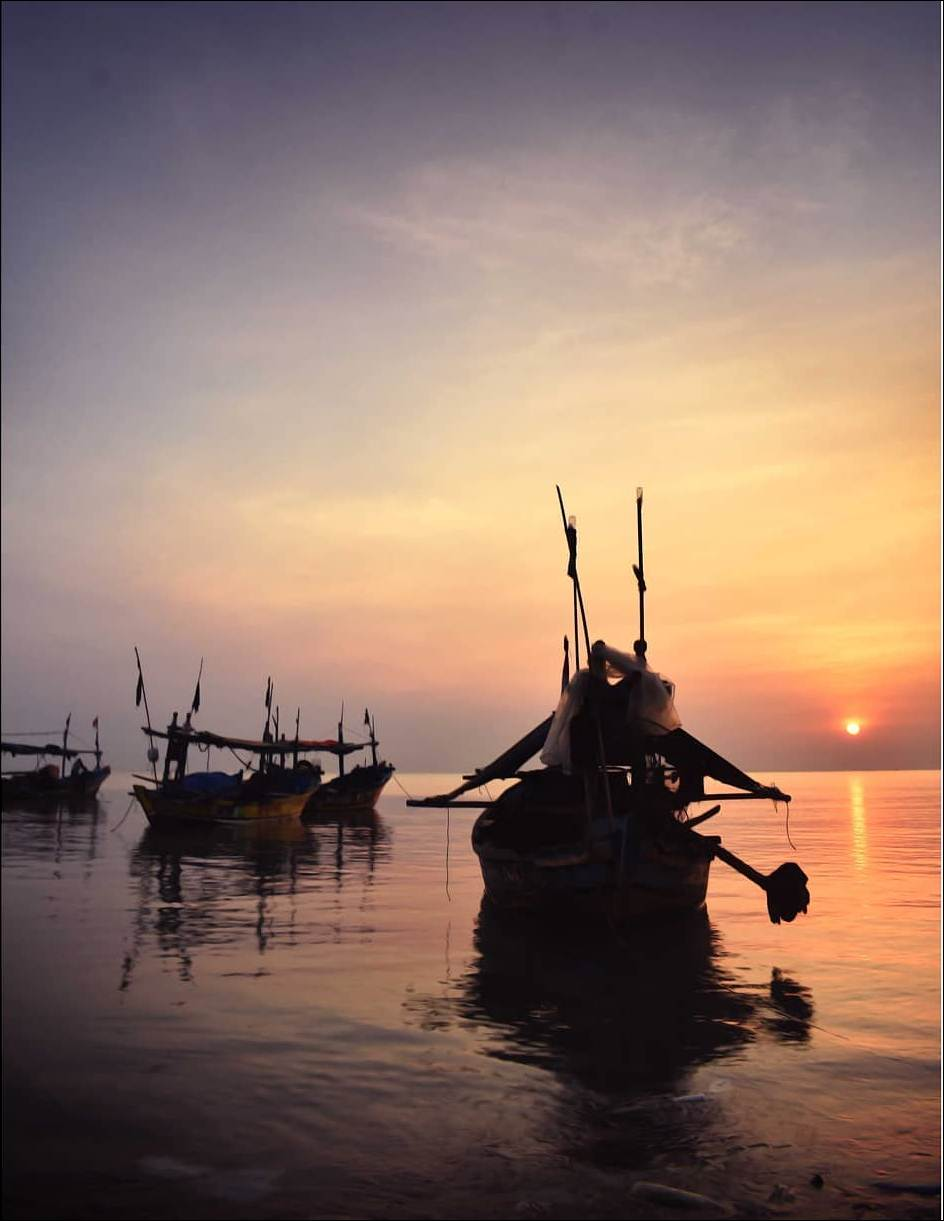 Wisata Pantai Baro Dadap