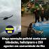 Mega operação policial conta com blindados, helicóptero e 350 agentes em comunidade do Rio