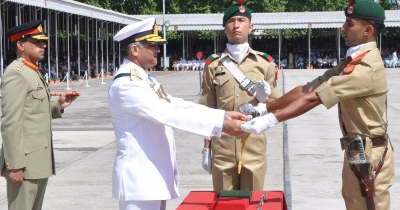 Pakistan Military Academy: Passing Out Parade Of 125th PMA