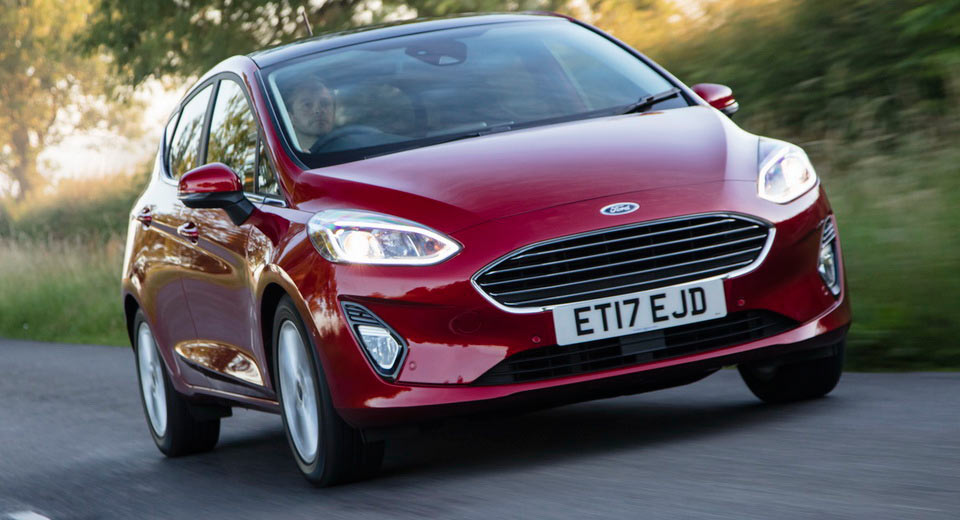 Ford launches £2000 vehicle and van scrappage scheme to reduce emissions