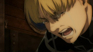 進撃の巨人4期 アニメ | アルミンアルレルト 19歳  | Attack on Titan The Final Season | Armin Arlert