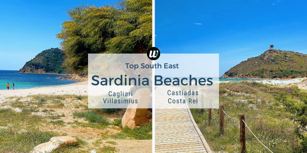 Top south east Sardinia beaches | Cagliari, Villasimius, Costa Rei, Castiadas | wayamaya