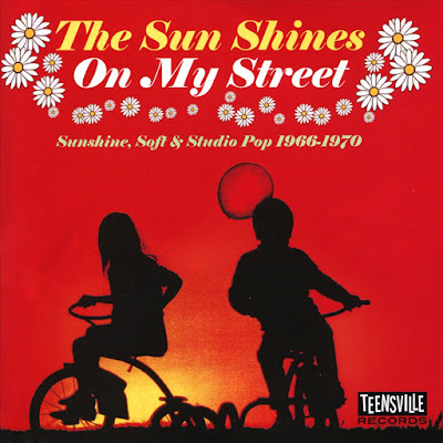 VA - The Sun Shines on My Street: Sunshine, Soft & Studio Pop 1966-1970