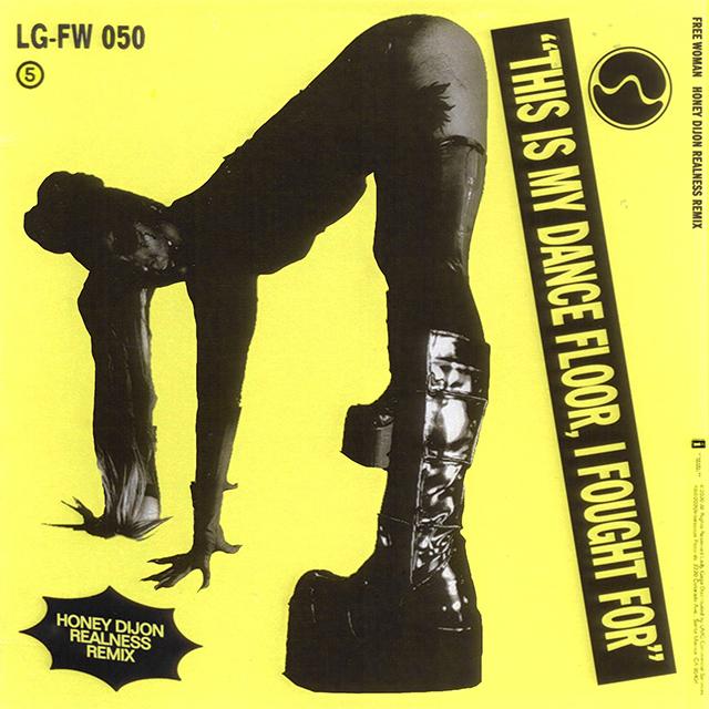 LISTEN: 'Free Woman' (Honey Dijon Realness Remix)