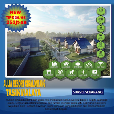 Aulia Resort Cigalontang