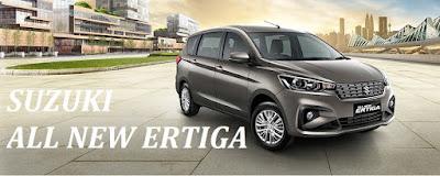 Harga Suzuki New Ertiga Medan