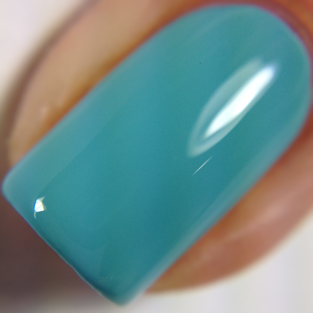 Night Owl Lacquer-Blue Spruce