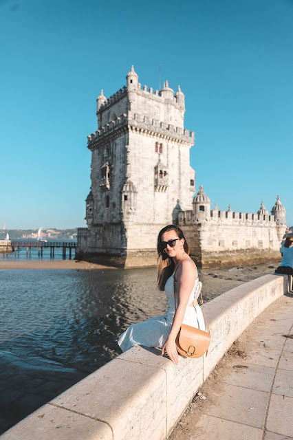 Alicia Mara at Belem Tower | Tips and Tricks