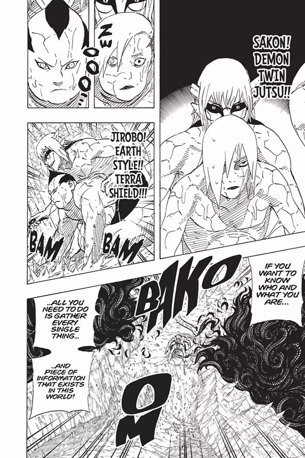 Kabuto é superior ao Jiraiya? Venha aqui é conte-me mais sobre isso 004