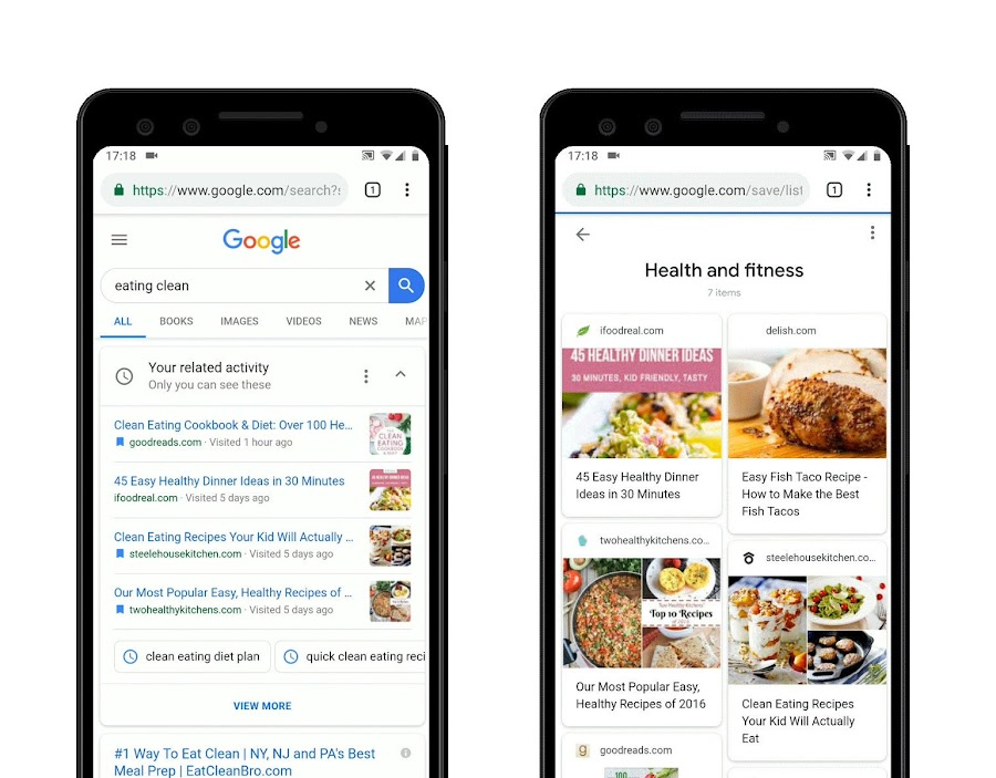 Google's new feature can help you save search in activity card, resume your research from where you left it