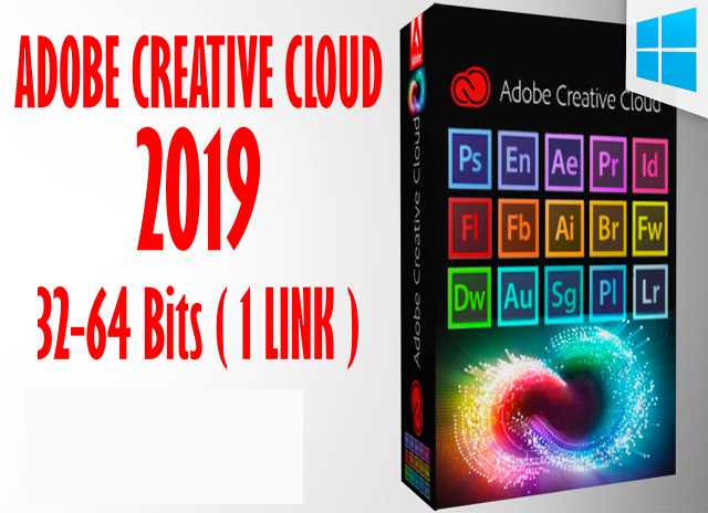 adobe creative cloud 2019 full espanol -