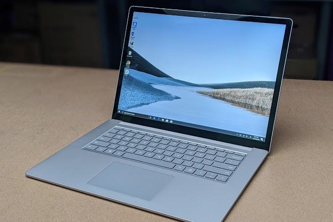 Sorteio de um Laptop Microsoft Surface 3