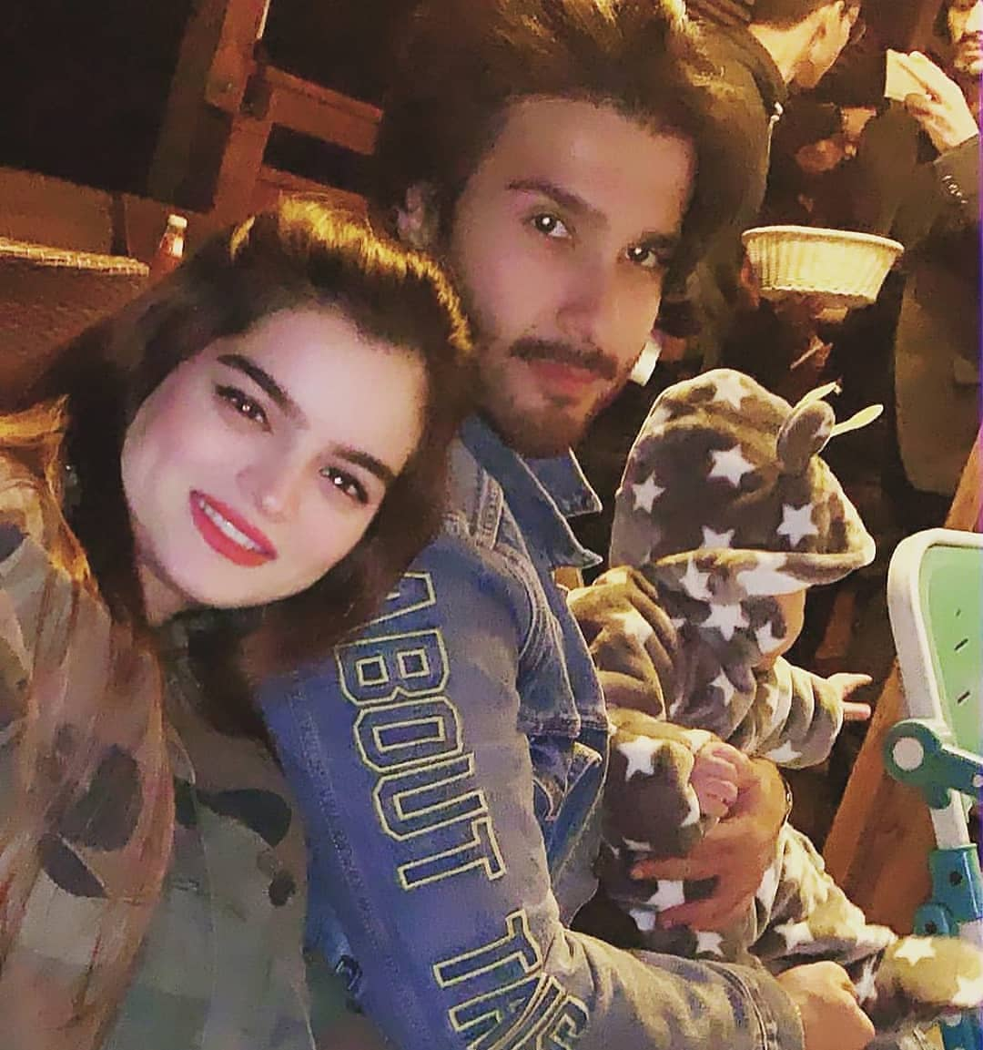 Feroze Khan and Alizey Feroze Son Sultan First Birthday | Awesome Clicks