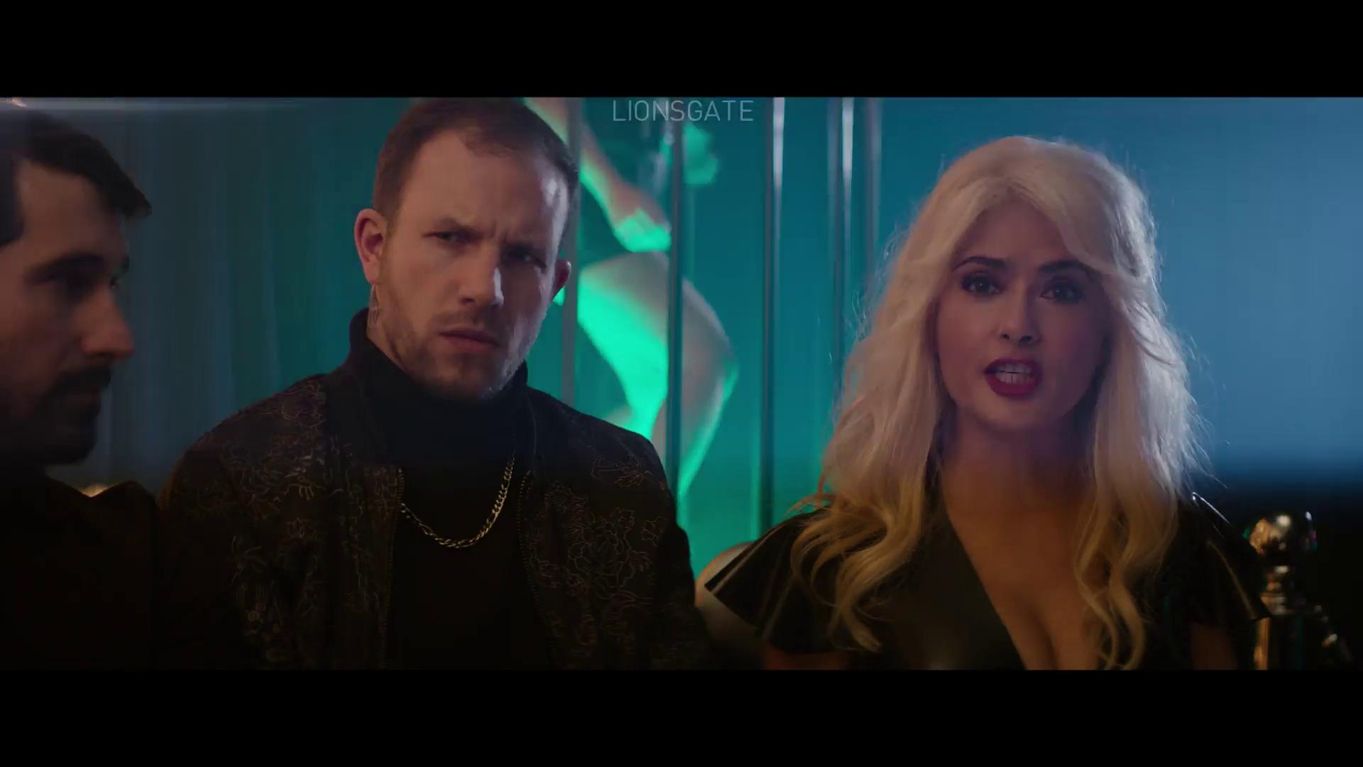 Download The Hitman's Wife's Bodyguard Movie English audio scene 3