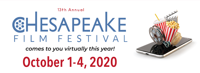 The FREE Virtual Chesapeake Film Festival Announces a Sneak Preview of Its 2020 Line-up