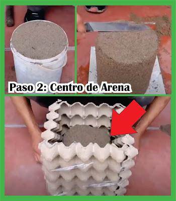 maceta de cemento paso a paso 2