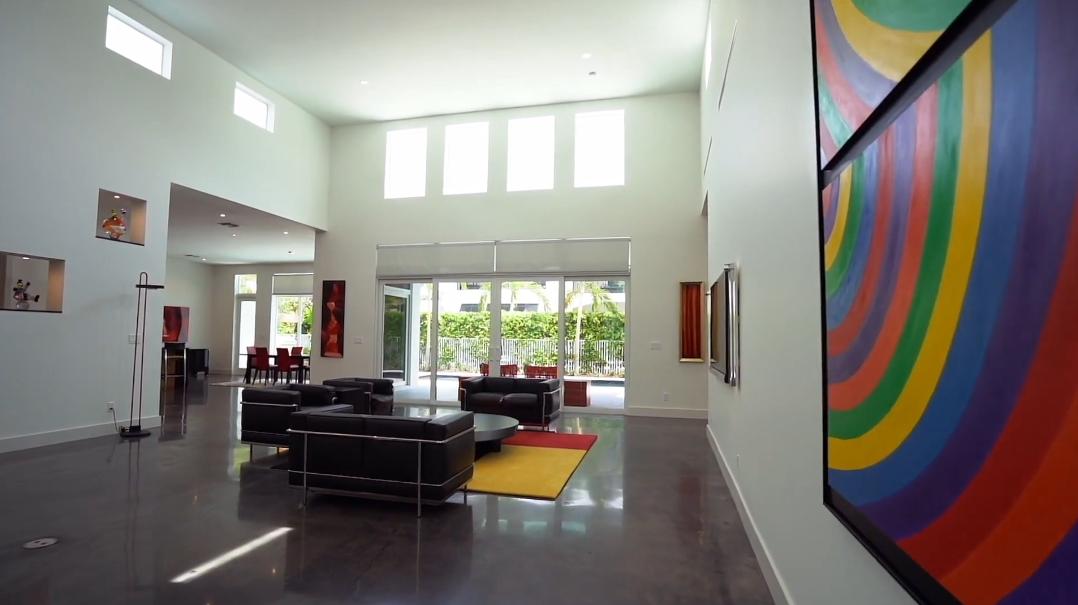 23 Interior Design Photos vs. 2148 W Maya Palm Dr, Boca Raton, FL Luxury Home Tour