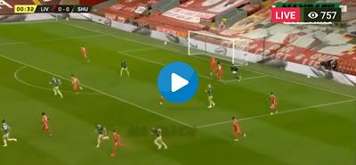 Liverpool vs Sheffield United : Premier League Live Stream