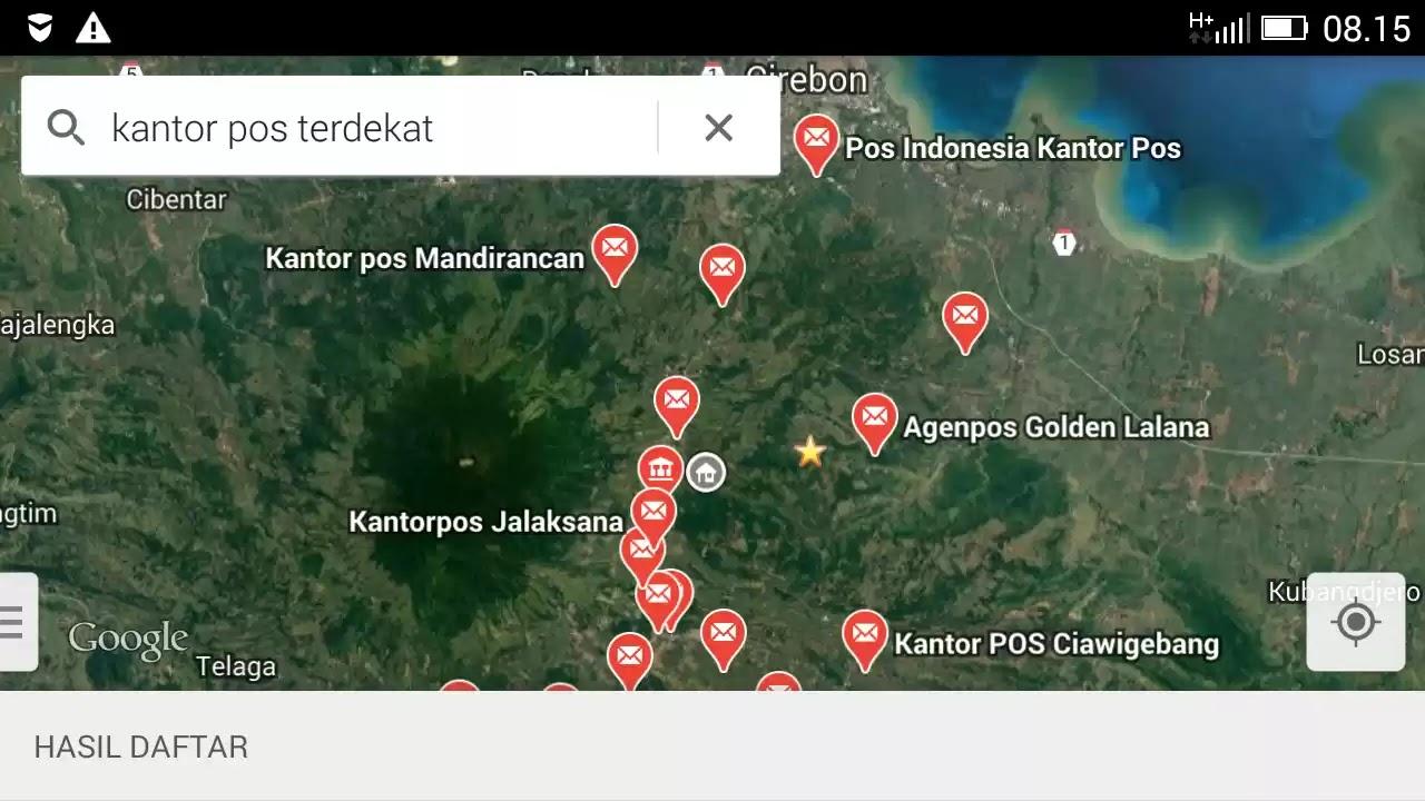 Cara Mengetahui Kantor Pos Terdekat Dari Lokasi Saya Yang Masih Buka Transaksi Perbankan