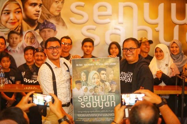 """Sarat Pesan Moral & Edukasi,   Mang Oded Ajak ASN Nonton Film"""" Senyum Sabyan"""""""