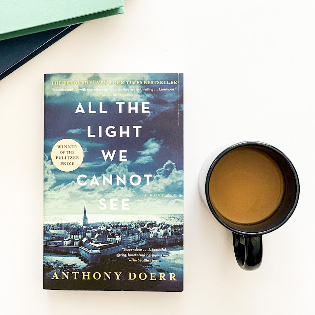 All The Light We Cannot See - Book Review