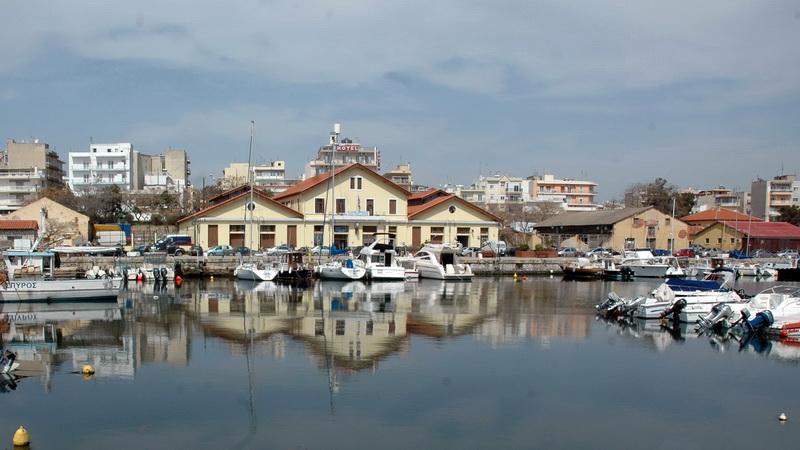 2,6 εκατ. ευρώ για την ανάδειξη και αξιοποίηση των παλαιών αποθηκών του ΟΣΕ στο λιμάνι της Αλεξανδρούπολης