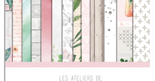 "collection Mlle tendresse "" Ateliers de Karine """
