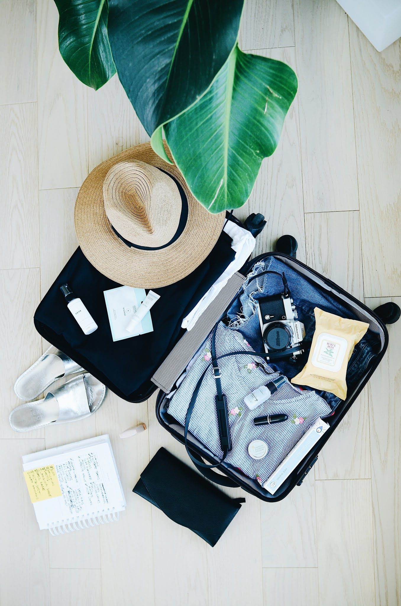 www.syazaaraihanah.com : How To Travel Without Worries