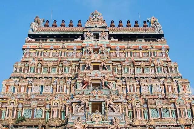 The Nataraja Temple