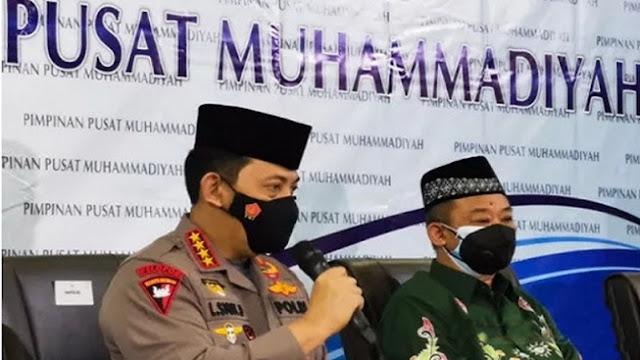 Islam Dikaitkan dengan Terorisme, Kapolri: Saya Keberatan dan Stigma Itu Salah